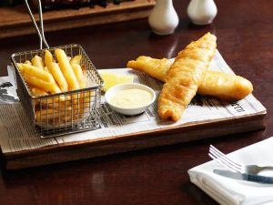 Rag Famish Hotel North Sydney Bistro Fish Chips