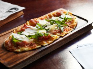 Rag Famish Hotel North Sydney Bistro Fish Pizza 02