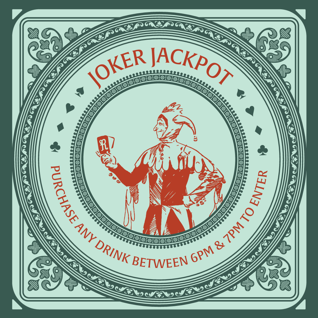 Whats On Joker Jackpot 2019 10 16