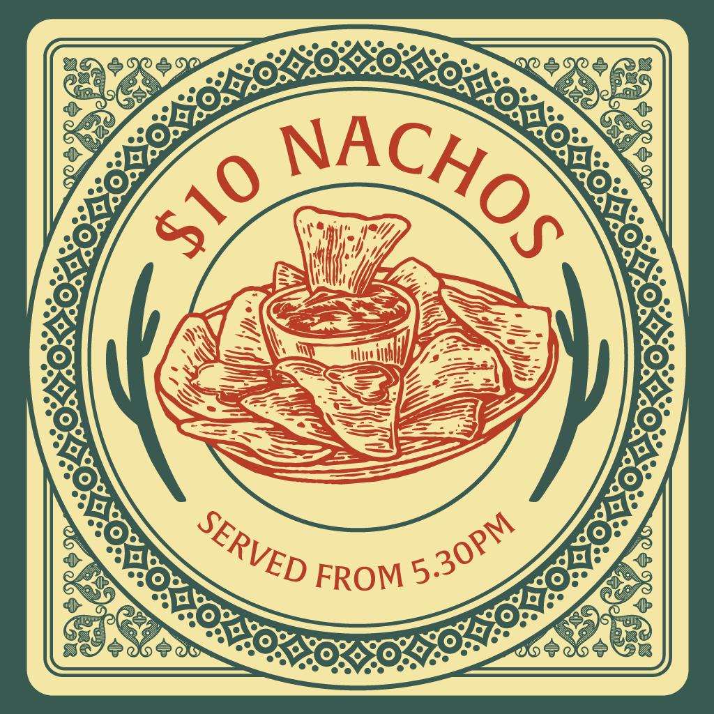 Rag Nachos Webtile