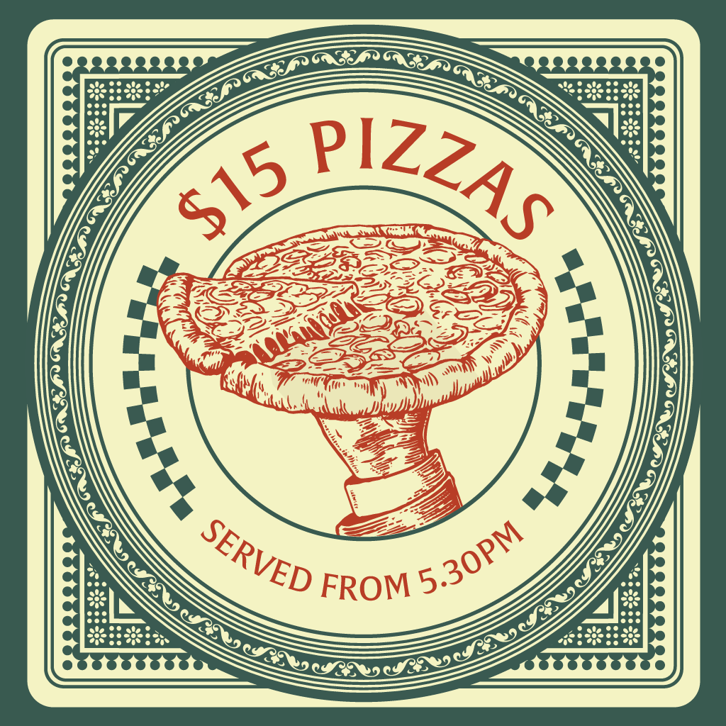 Rag Pizza Webtile