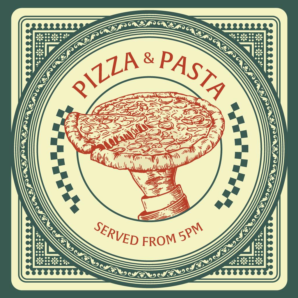 Rag Pizza Pasta Webtile